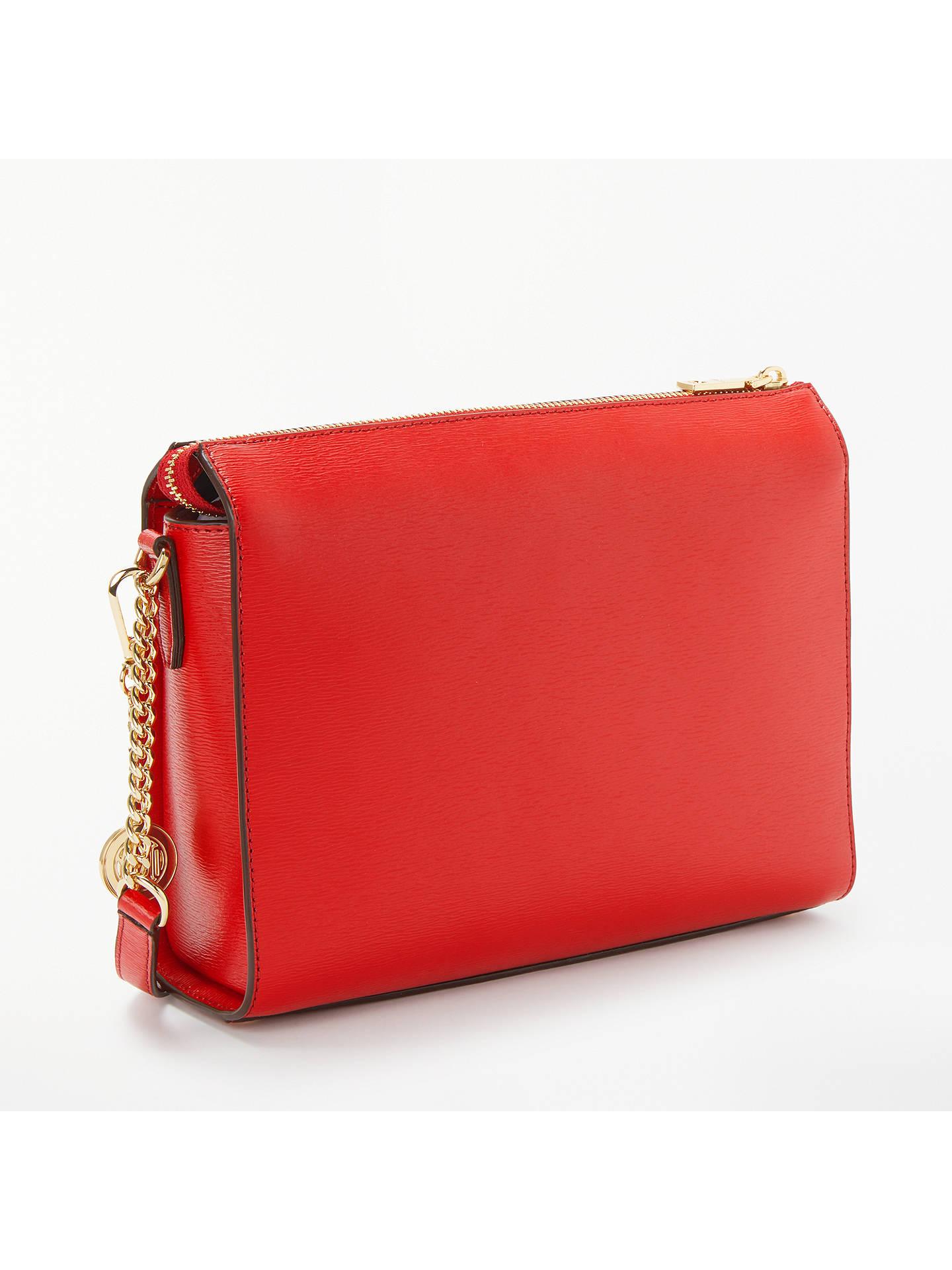 fc480c7ab52a Buy DKNY Bryant Medium Leather Box Cross Body Bag