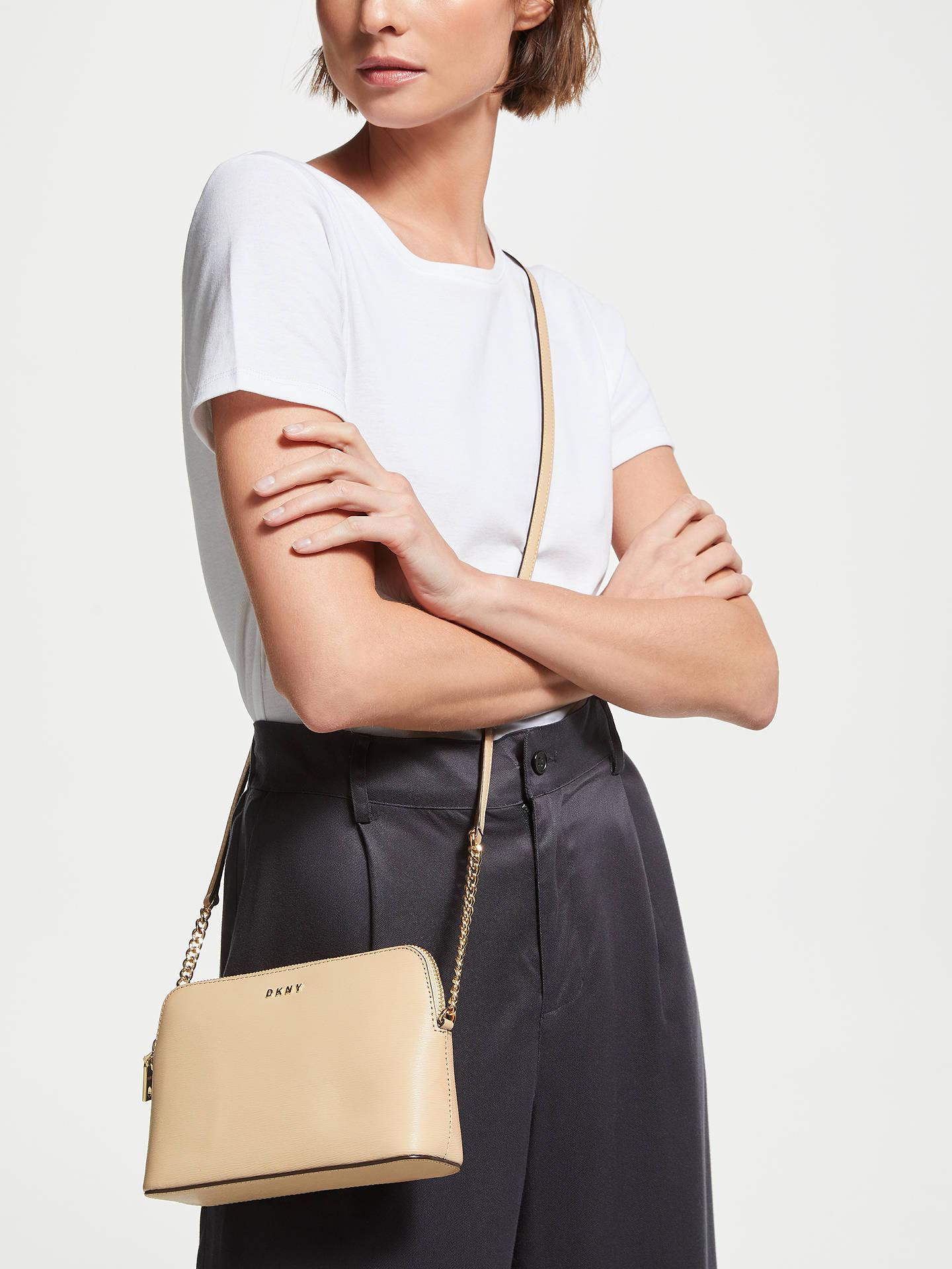 6c52601f48c DKNY Bryant Top Zip Cross Body Bag at John Lewis   Partners