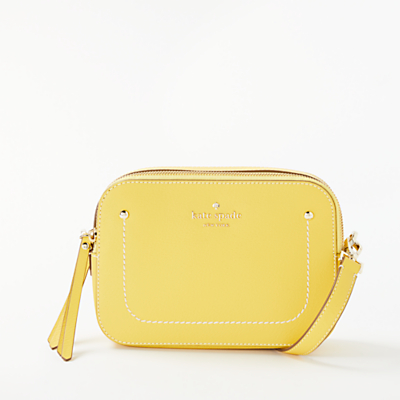 kate spade new york Thompson Street Juliet Leather Cross Body Bag