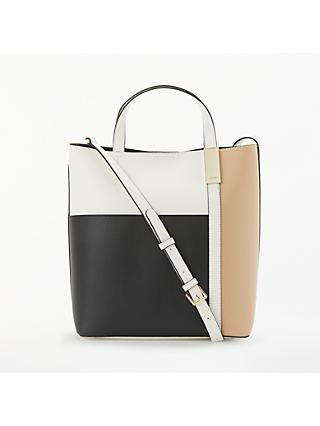 Dkny Sam Large Leather Tote Bag