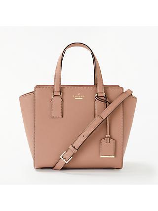Kate Spade New York Cameron Street Hayden Small Leather Grab Bag