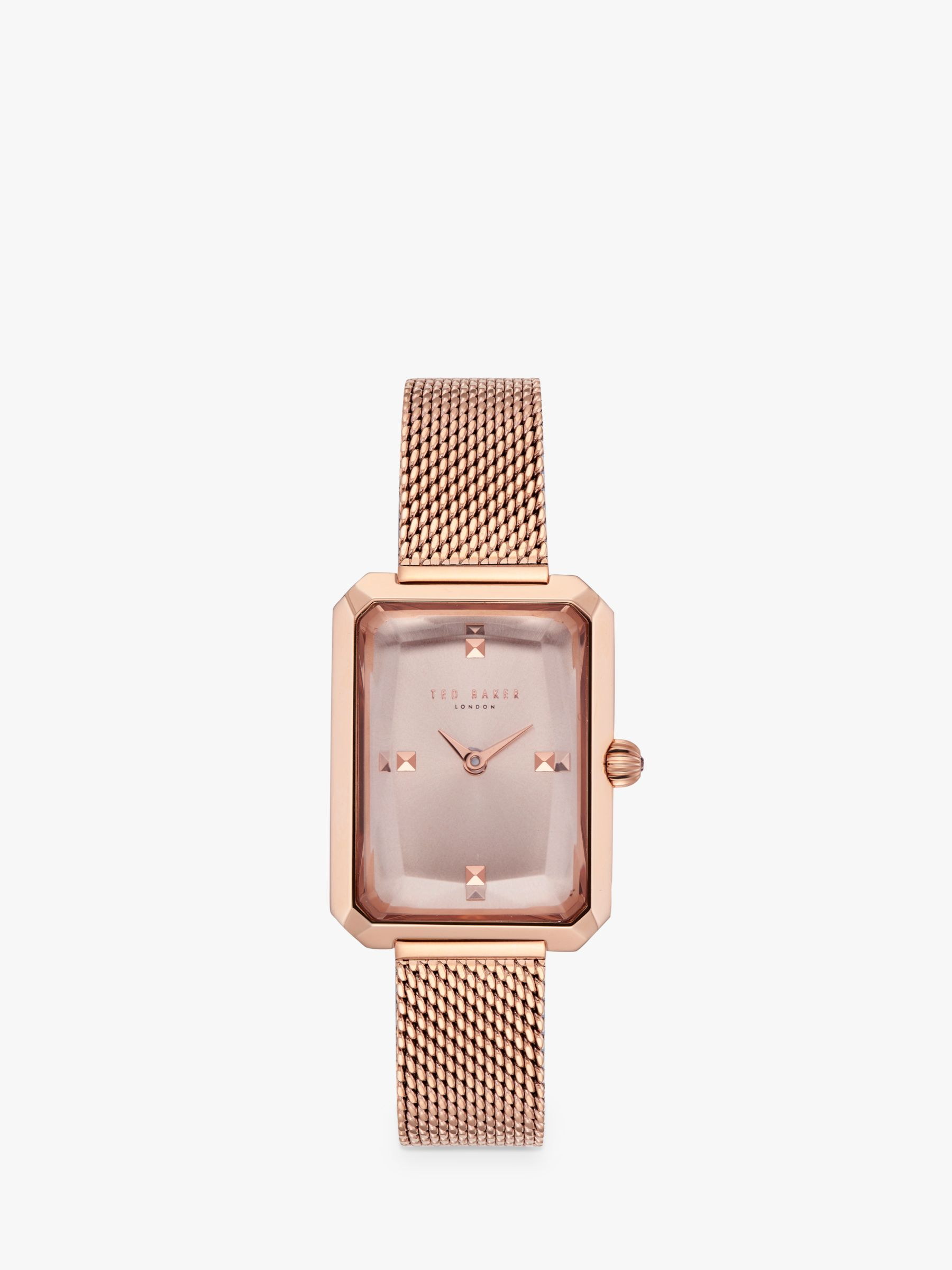 7dbc4f3fd Ted Baker Te50270007 Women s Kate Mesh Bracelet Strap Watch