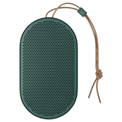 Image of B&O PLAY by Bang & Olufsen Beoplay P2 Portable Splash-Resistant Bluetooth Speaker