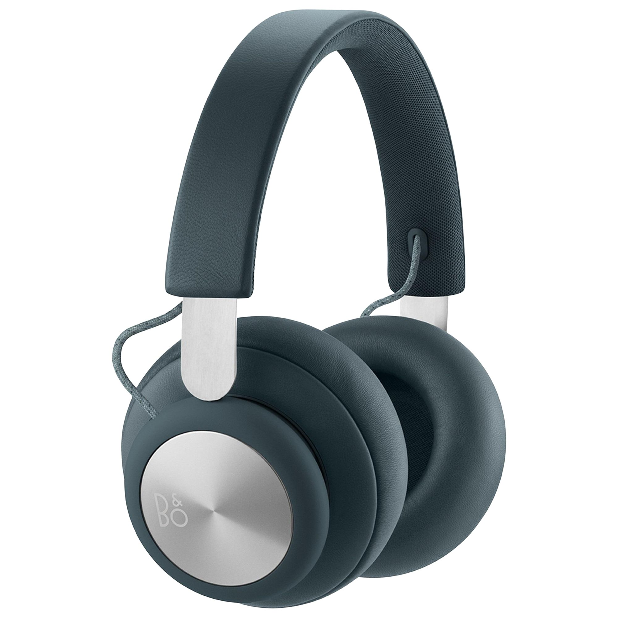 a0bb30dfa7bf2d Bang & Olufsen Beoplay H4 Wireless Bluetooth Over-Ear Headphones at John  Lewis & Partners