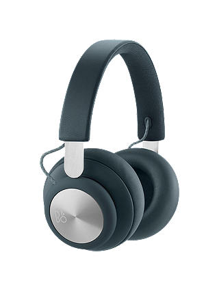 Buy Bang & Olufsen Beoplay H4 Wireless Bluetooth Over-Ear Headphones, Steel Blue Online at johnlewis.com