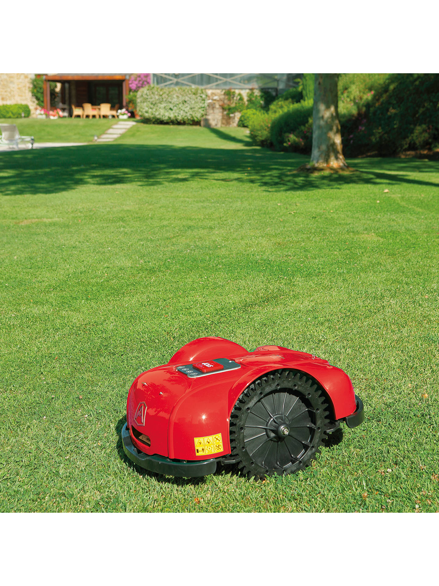 BuyAmbrogio L85 Elite Robotic Lawnmower  & Ambrogio ZIN85 installation Online at johnlewis.com
