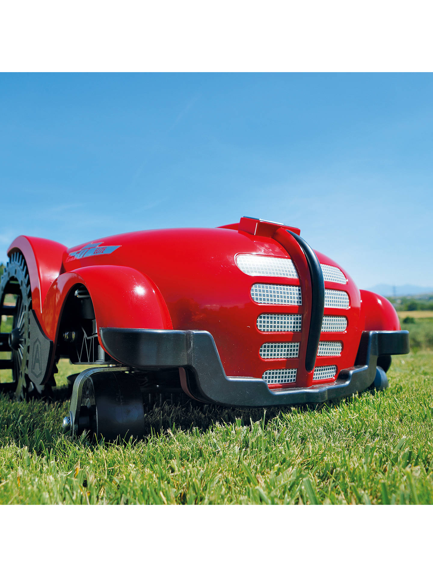 Buy Ambrogio L250i Elite S Plus Robotic Lawnmower & Ambrogio ZIN250 installation Online at johnlewis.com