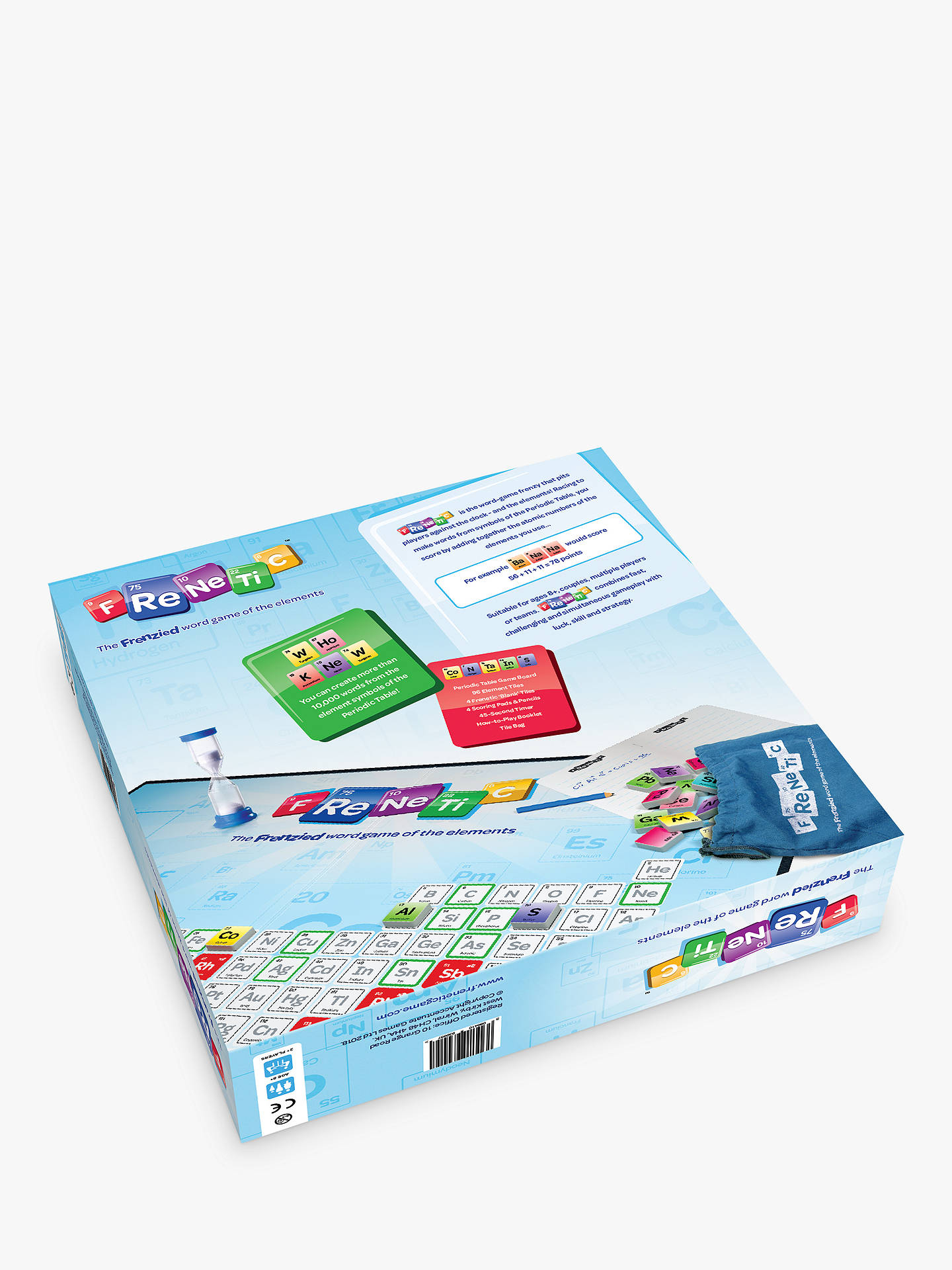 Buy Accentuate Frenetic Board Game Online at johnlewis.com