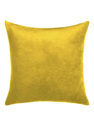 John Lewis & Partners Velvet Cushion