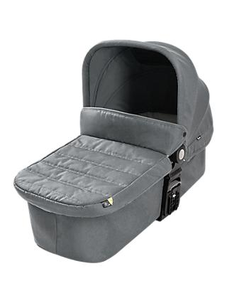 Baby Jogger City Tour Lux Carrycot, Slate Grey