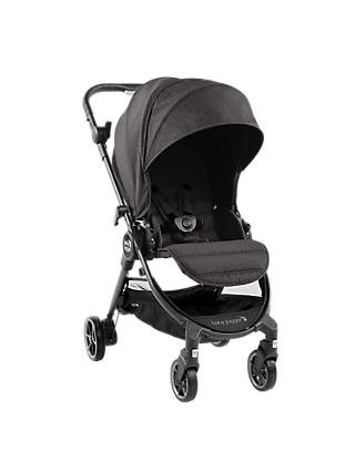 Baby Jogger City Tour LUX Pushchair, Granite