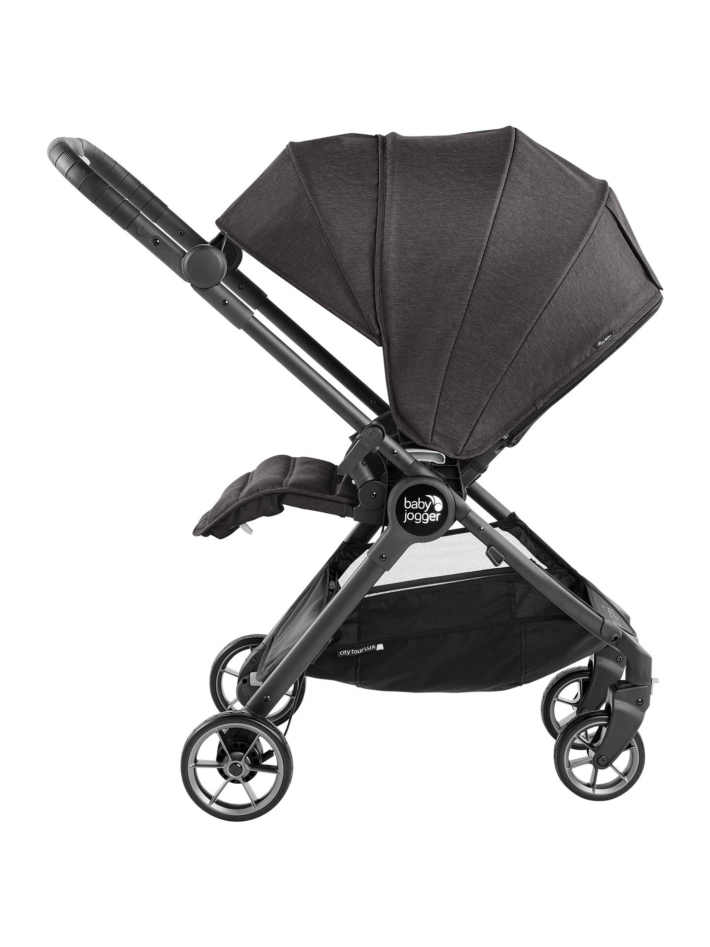 Baby Jogger City Tour Lux Pushchair Granite