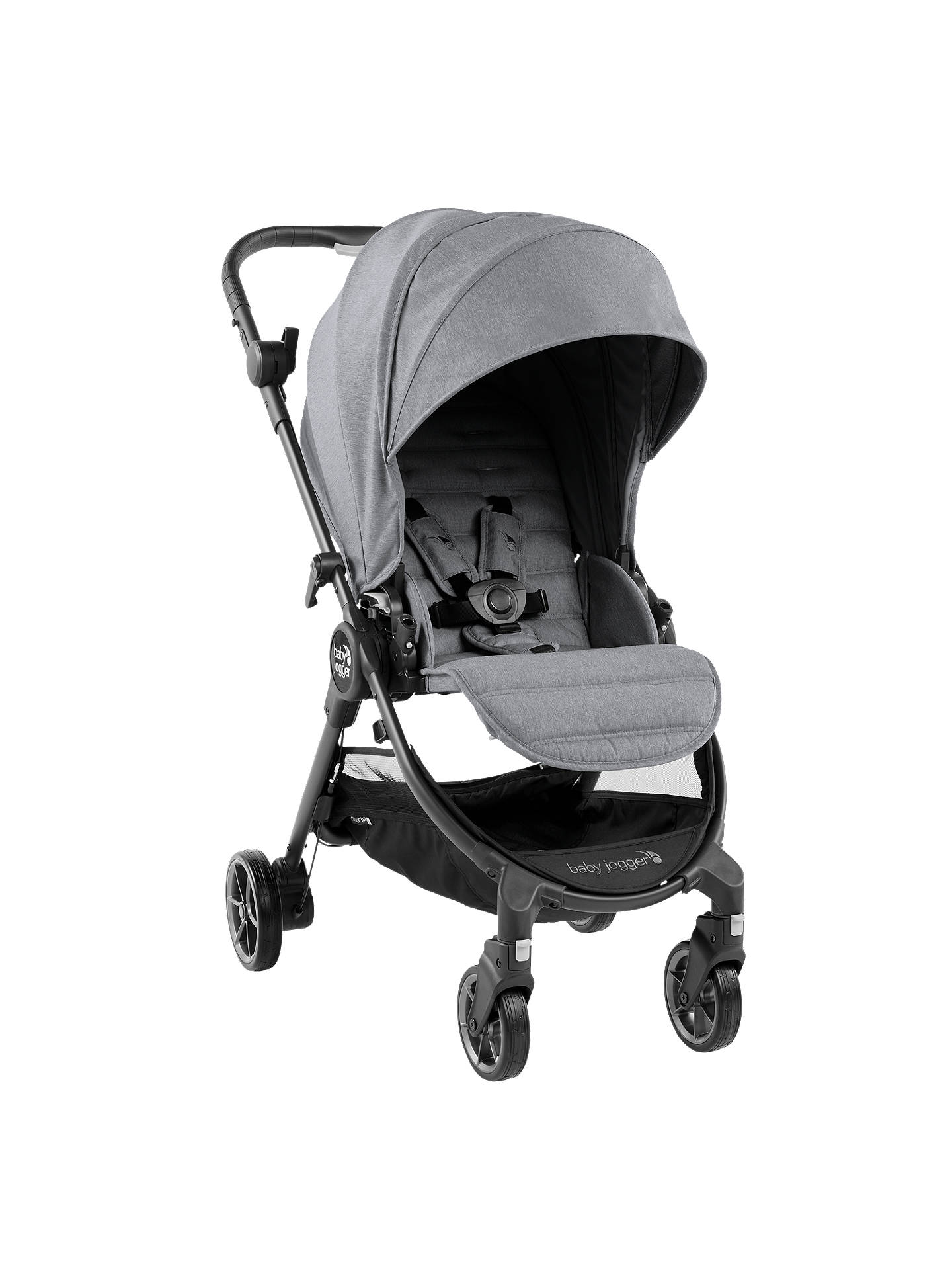 BuyBaby Jogger City Tour LUX Pushchair, Slate Online at johnlewis.com