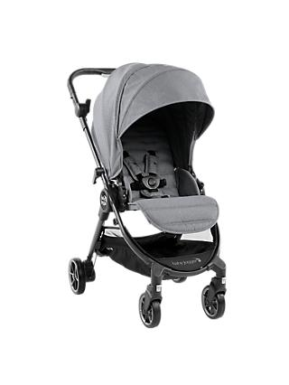 Baby Jogger City Tour LUX Pushchair, Slate