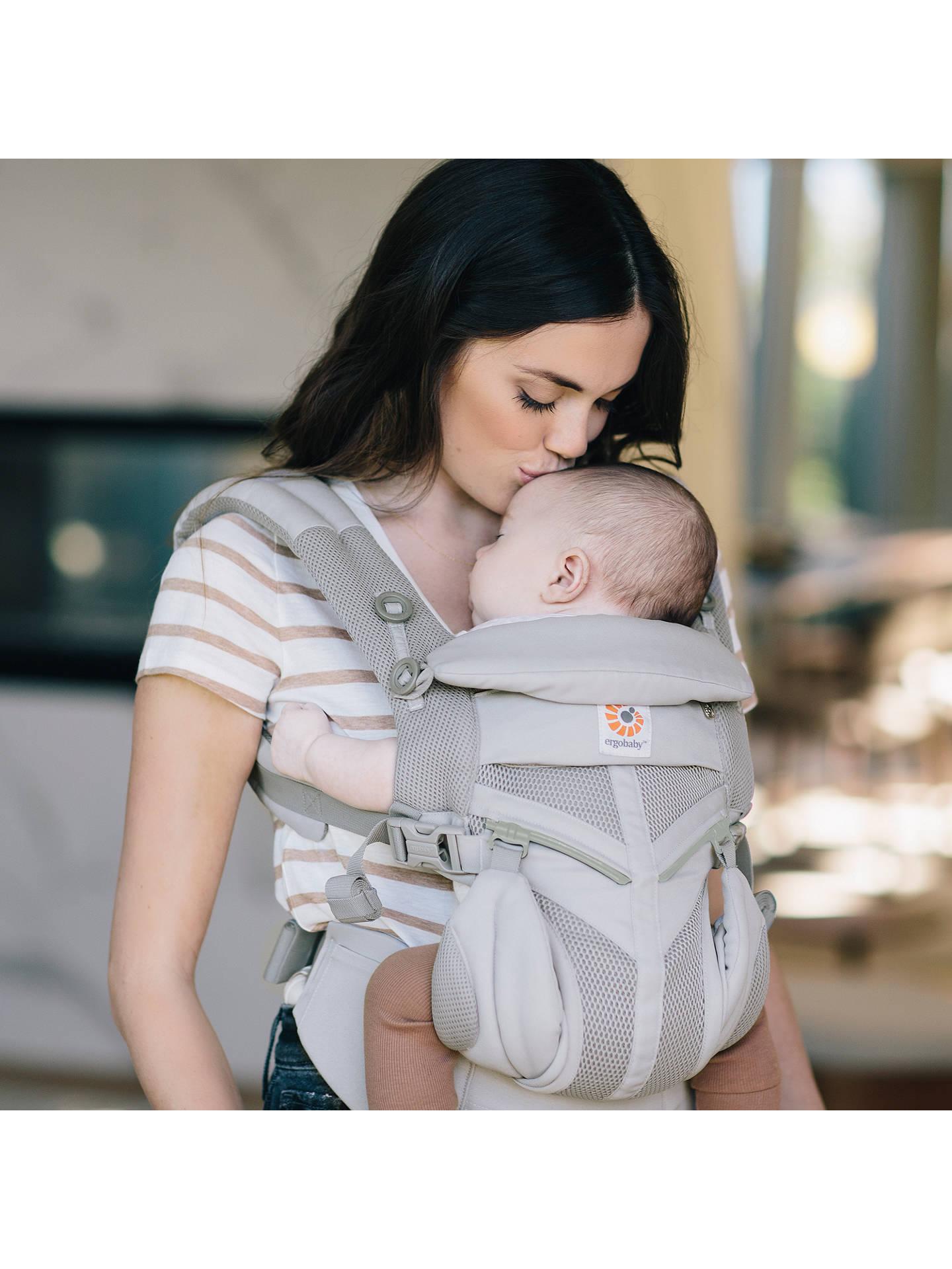 ab0418e53db Ergobaby Omni 360 Mesh Baby Carrier at John Lewis   Partners