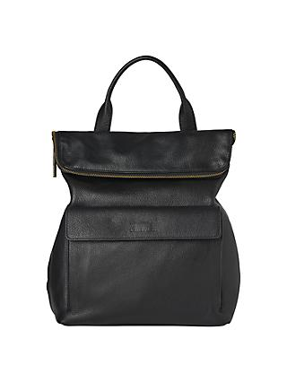 Whistles Verity Large Leather Backpack