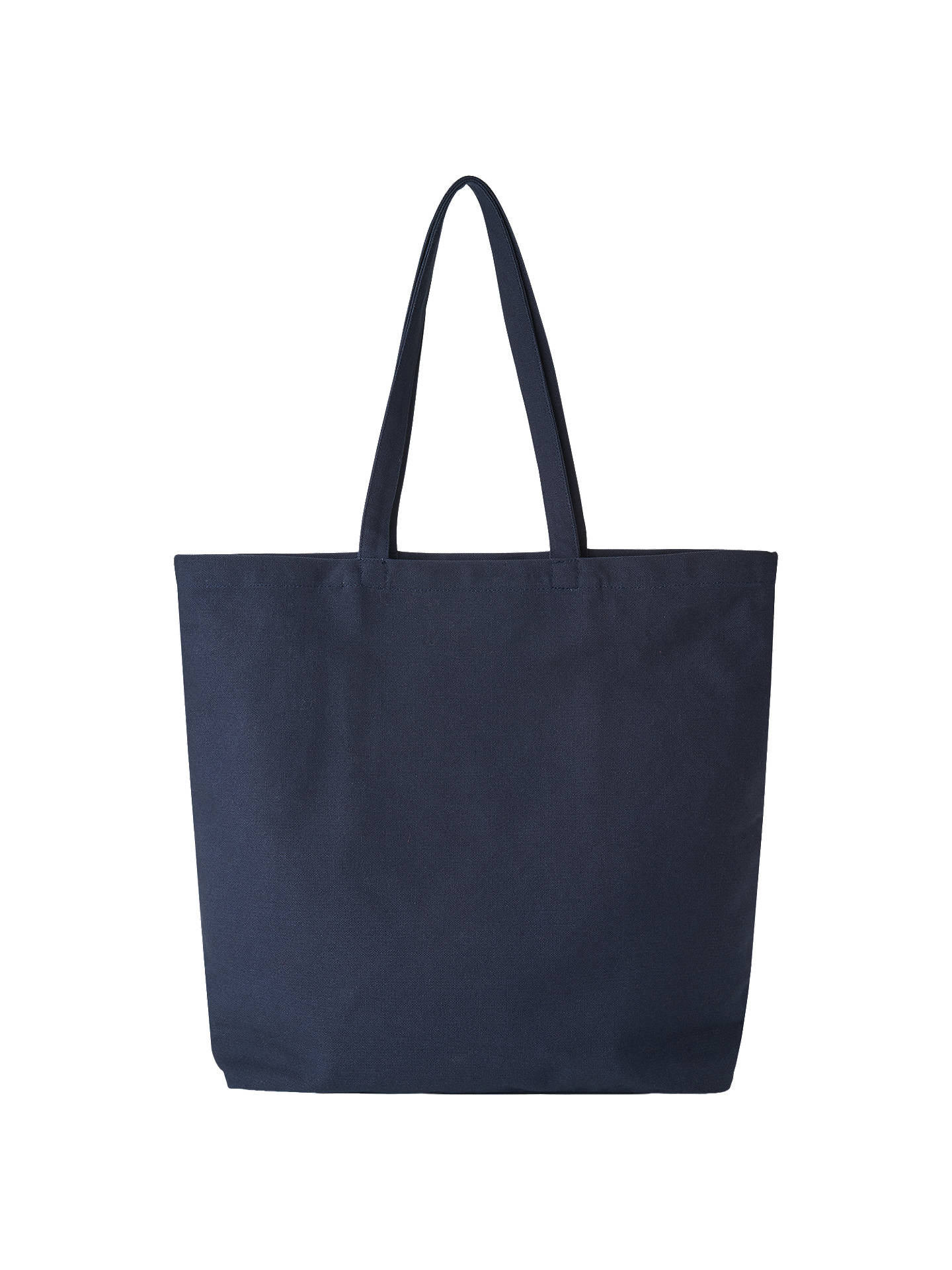 BuyWhistles Vive Les Vacances Tote Bag, Navy Online at johnlewis.com