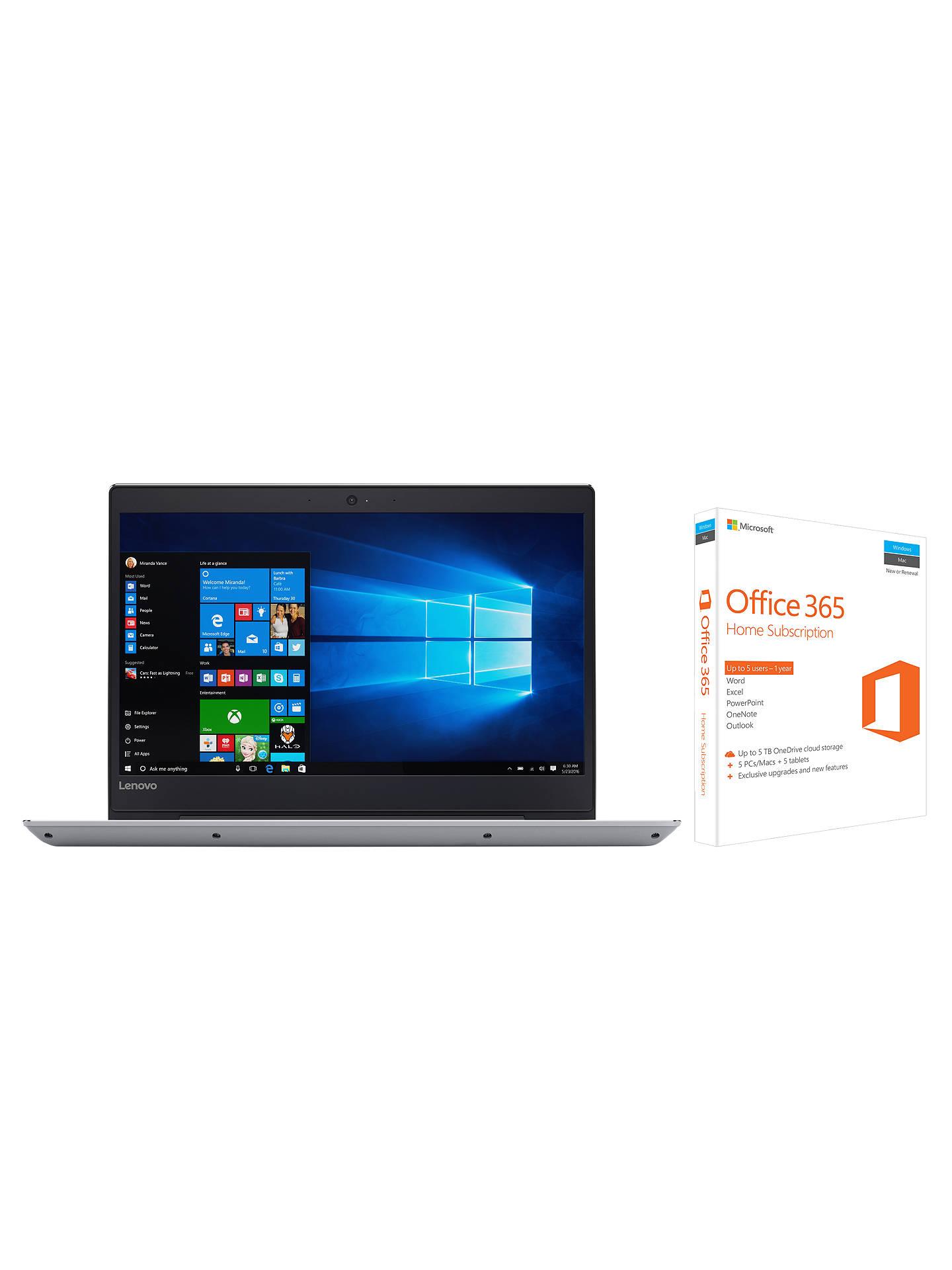 Lenovo IdeaPad 520S Laptop, Intel Core i5, 8GB, 128GB SSD