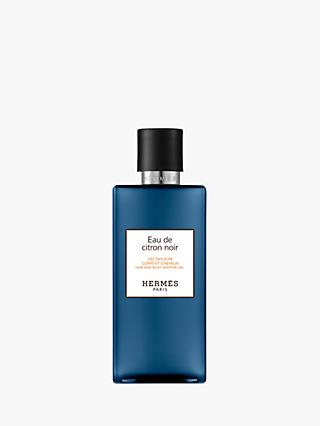 Hermès Eau de Citron Noir Shower Gel, 200ml