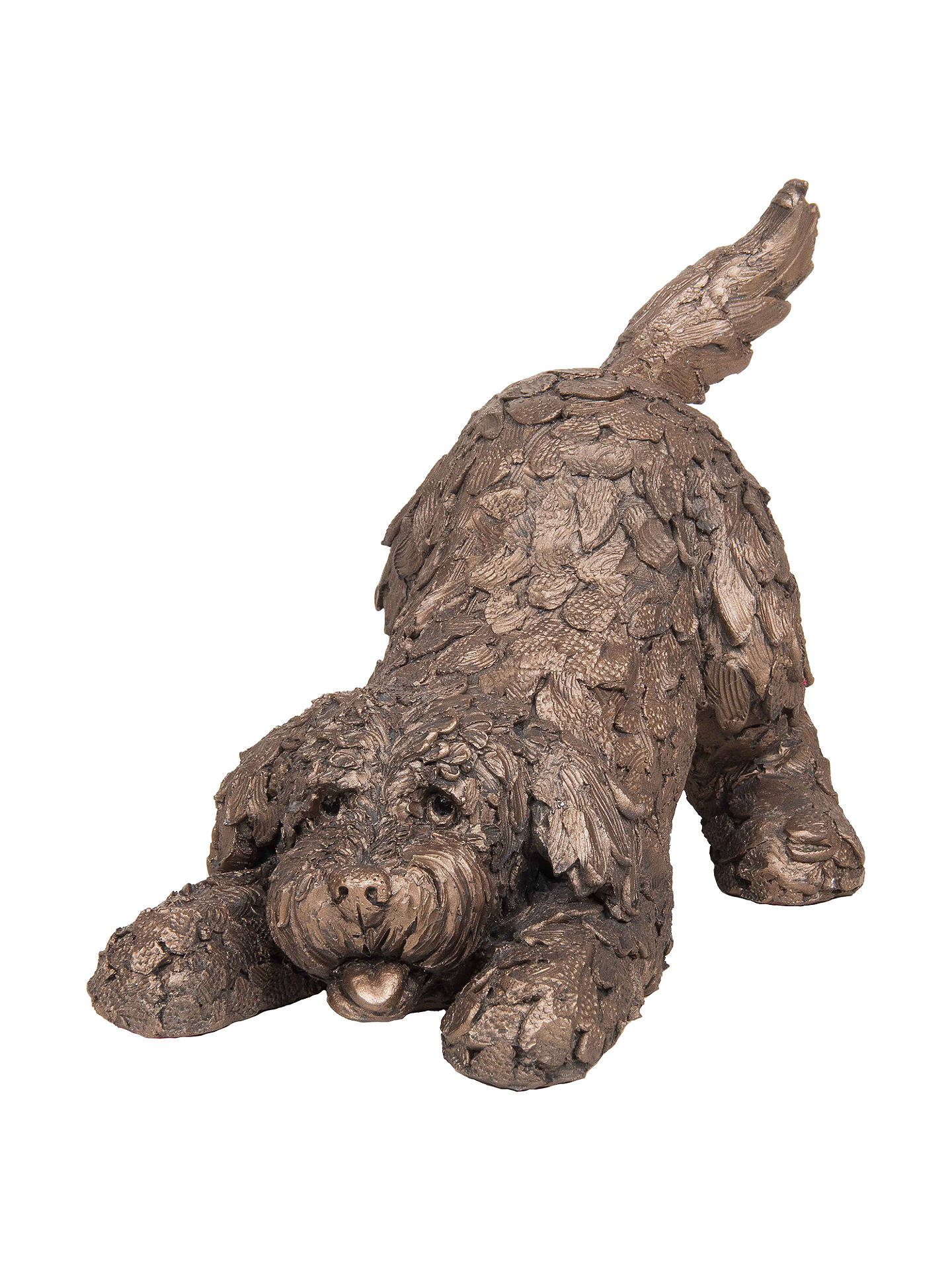 Buy Frith Sculpture Barney Cockapoo by Adrian Tinsley, Bronze Online at johnlewis.com