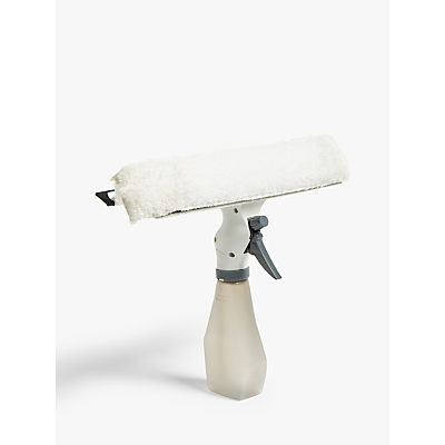 House by John Lewis 3-In-1 Window Cleaner