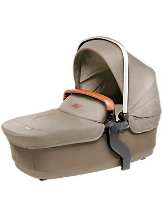 Silver Cross Wave Carrycot, Linen