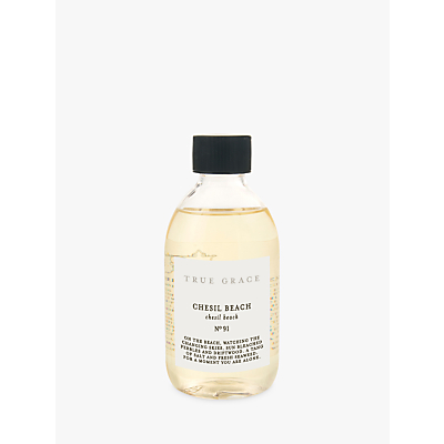 True Grace Chesil Beach Diffuser Refill, 250ml