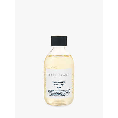 True Grace Rainstorm Diffuser Refill, 250ml