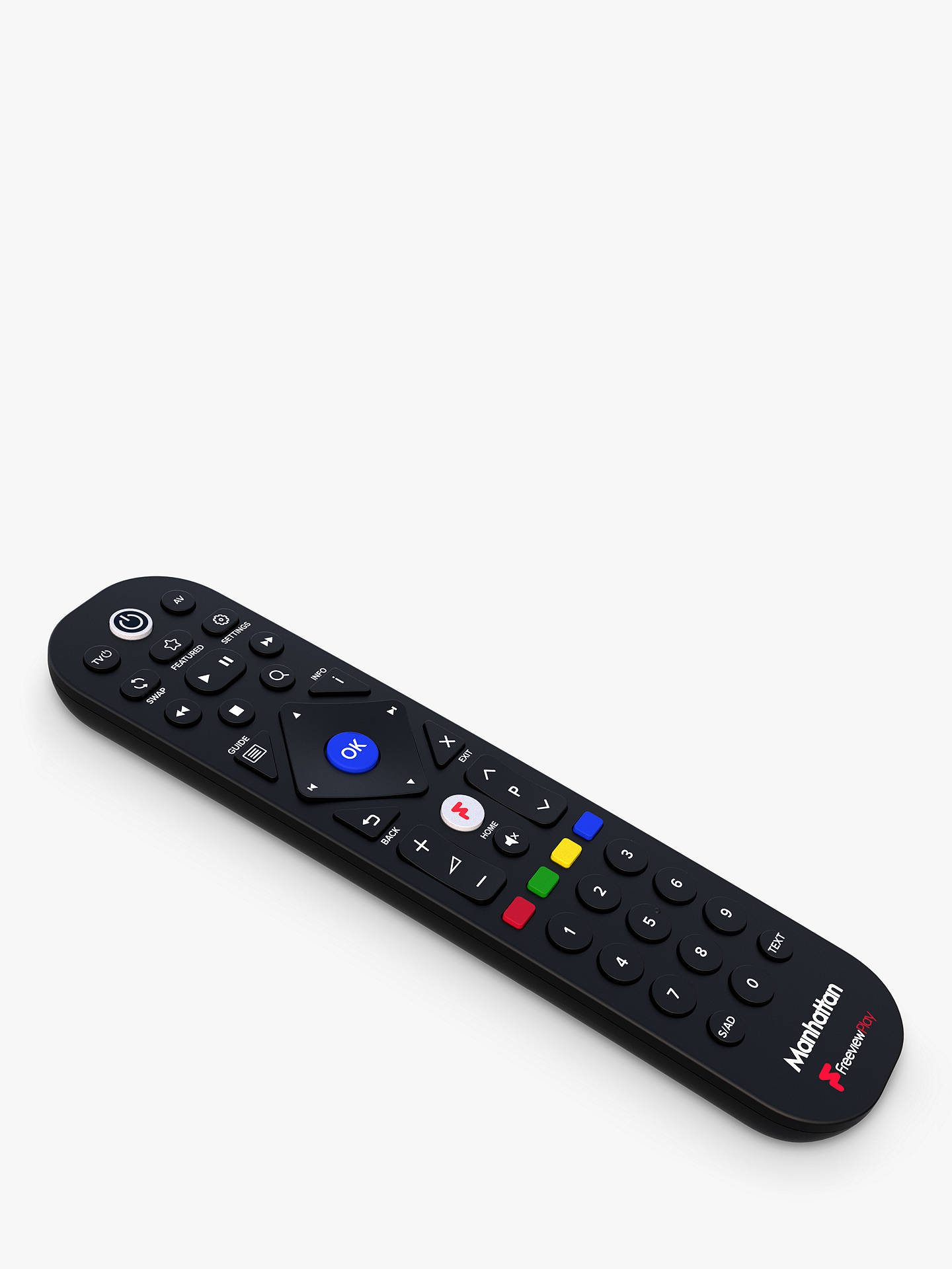 Buy Manhattan T3 HDR 4K Ultra HD Freeview Play Receiver Online at johnlewis.com