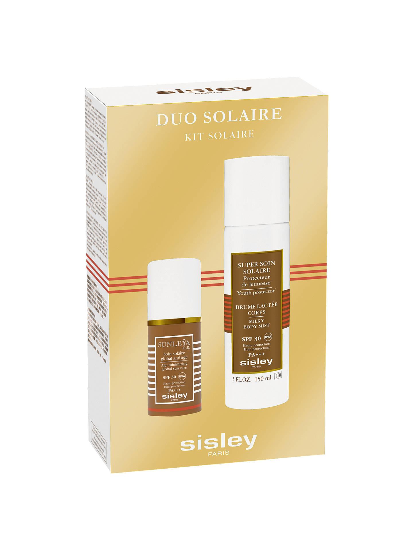 BuySisley Sisley Kit Duo Solaire Online at johnlewis.com