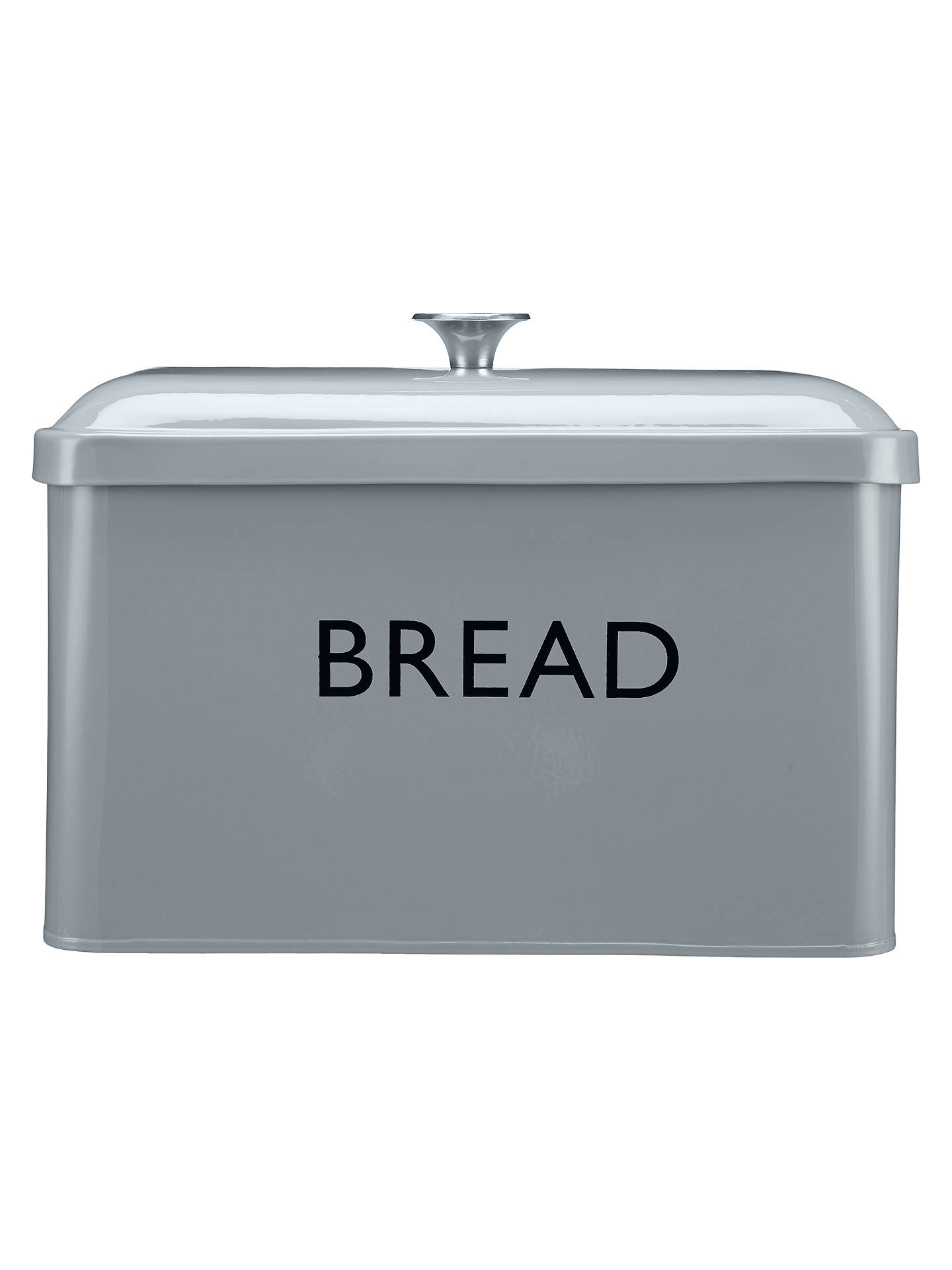 john lewis partners enamel bread bin at john lewis. Black Bedroom Furniture Sets. Home Design Ideas