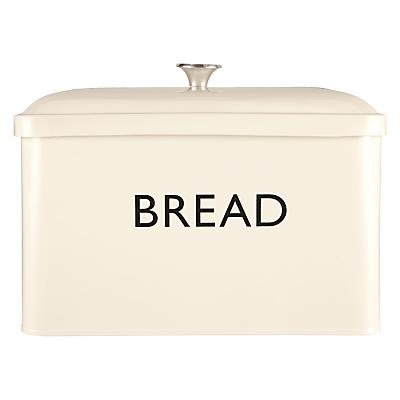 John Lewis & Partners Enamel Bread Bin