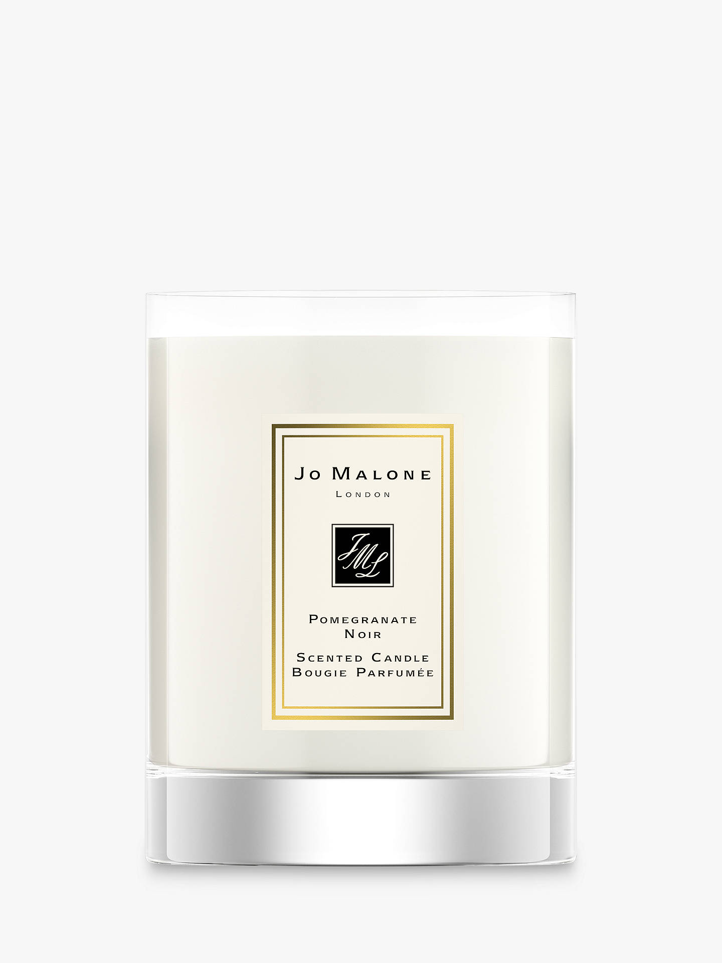 jo malone london pomegranate noir travel scented candle. Black Bedroom Furniture Sets. Home Design Ideas