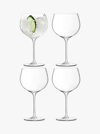 LSA International Gin Balloon Glass, 680ml, Set of 4