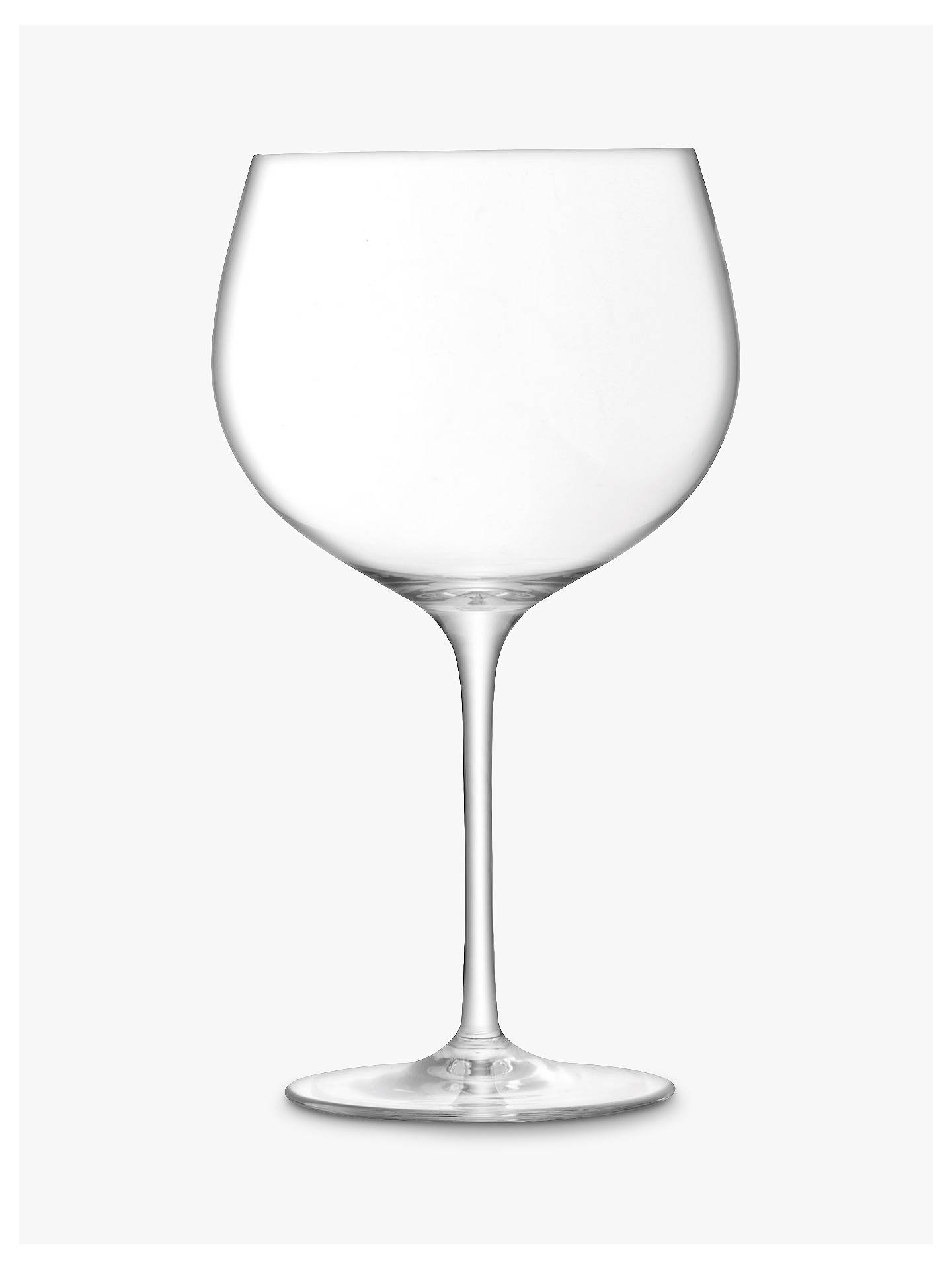 Buy LSA International Gin Balloon Glass, 680ml, Set of 4 Online at johnlewis.com