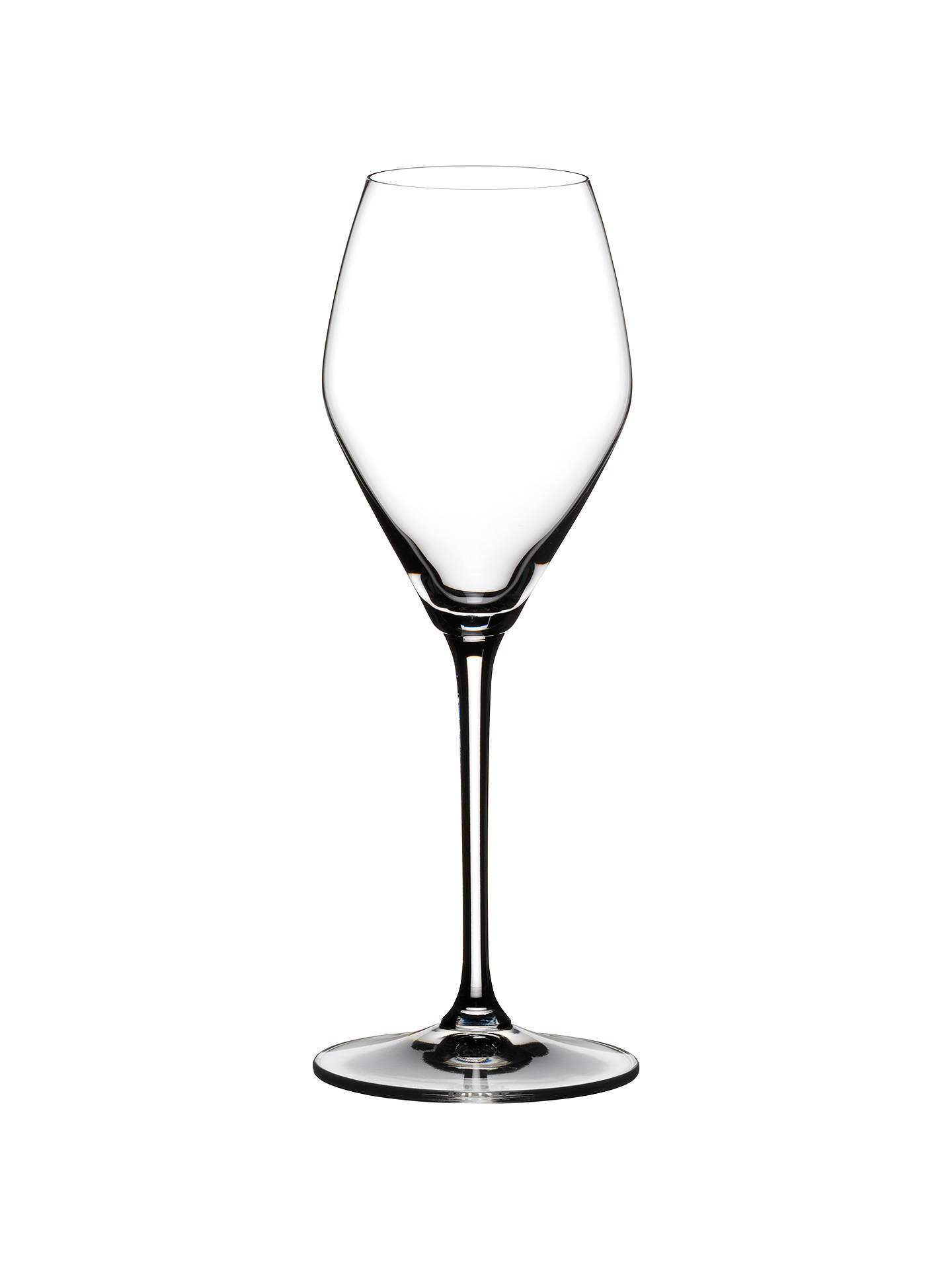 BuyRiedel See Smell Taste Champagne / Rosé Crystal Wine Glass, Set of 2, 322ml, Clear Online at johnlewis.com