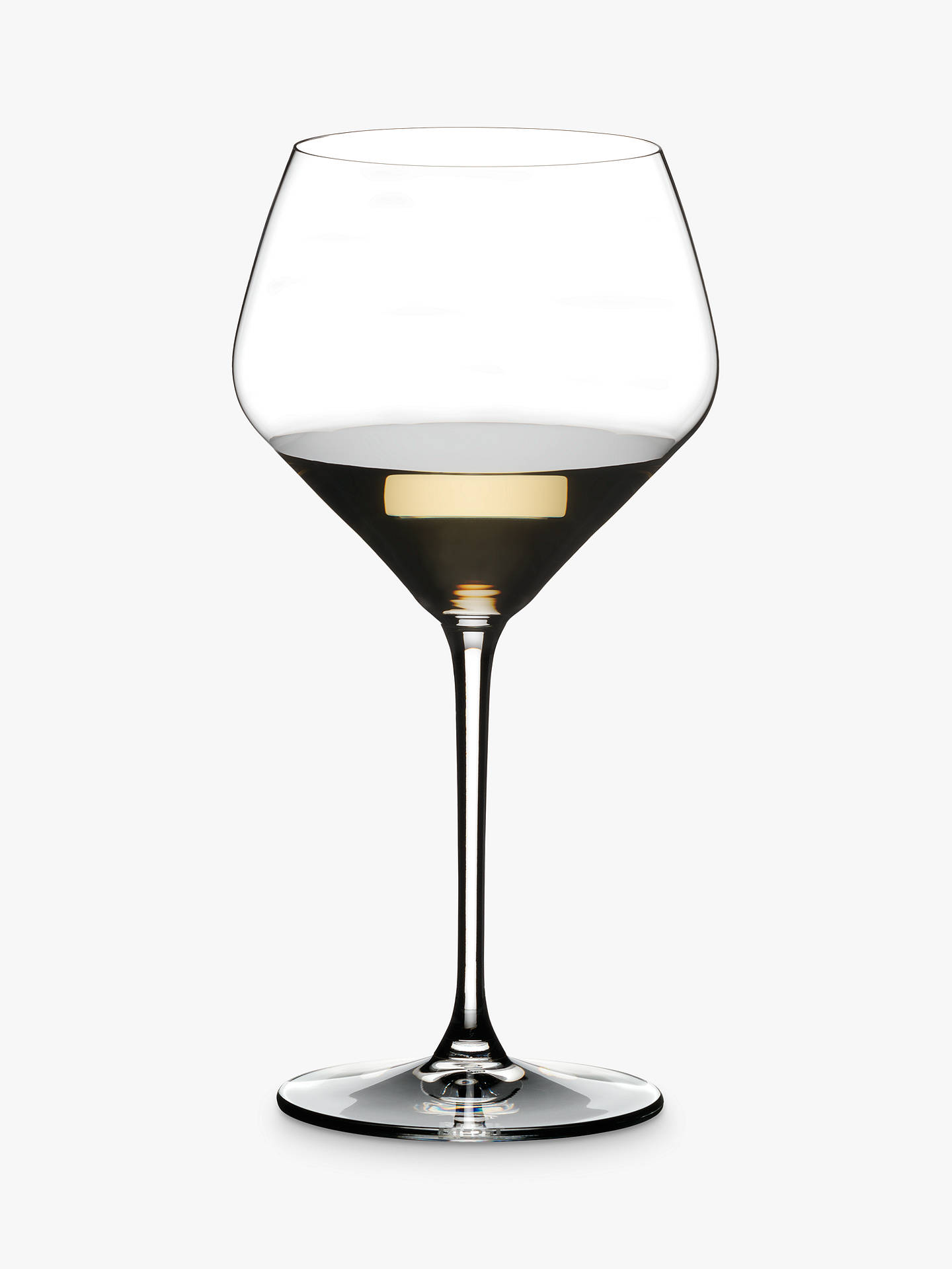 BuyRiedel See Smell Taste Oaked Chardonnay Crystal Wine Glass, Set of 2, 670ml, Clear Online at johnlewis.com