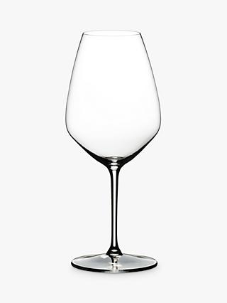 d5ec0ffe80bb Riedel See Smell Taste Shiraz   Syrah Crystal Wine Glass