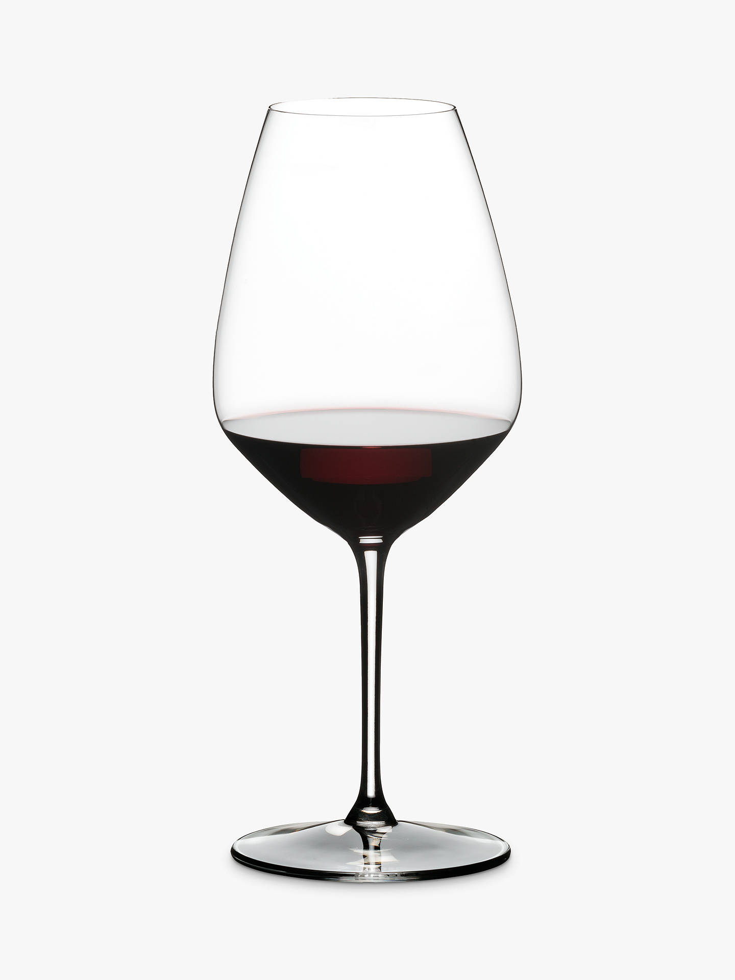 BuyRiedel See Smell Taste Shiraz / Syrah Crystal Wine Glass, Set of 2, 709ml, Clear Online at johnlewis.com
