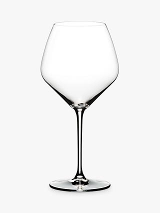 079df76f162e Riedel See Smell Taste Pinot Noir Crystal Wine Glass