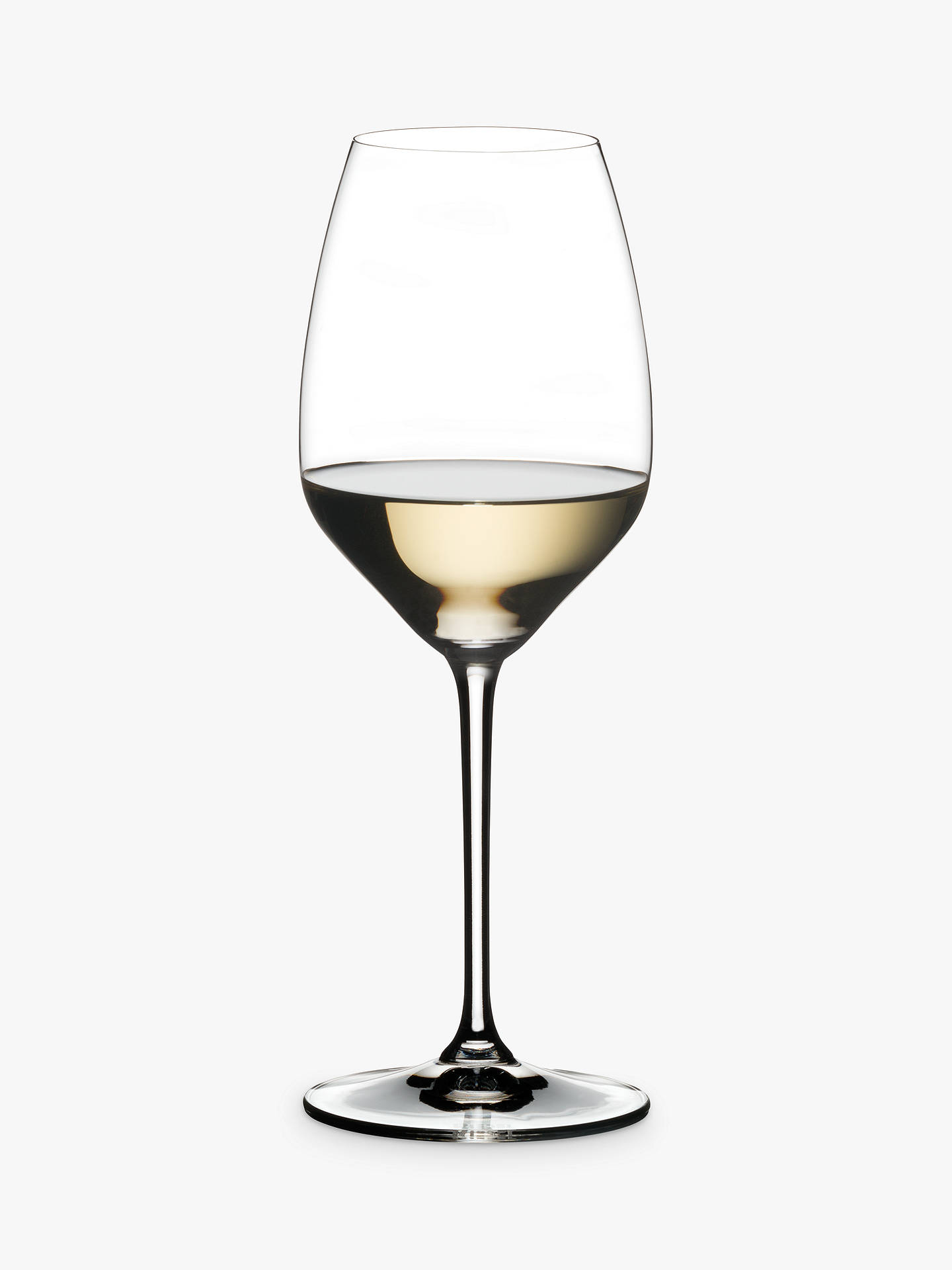BuyRiedel See Smell Taste Riesling Crystal Wine Glass, Set of 2, 460ml, Clear Online at johnlewis.com