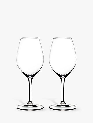 Riedel Vinum Champagne Wine Crystal Glass, Set of 2, 445ml, Clear