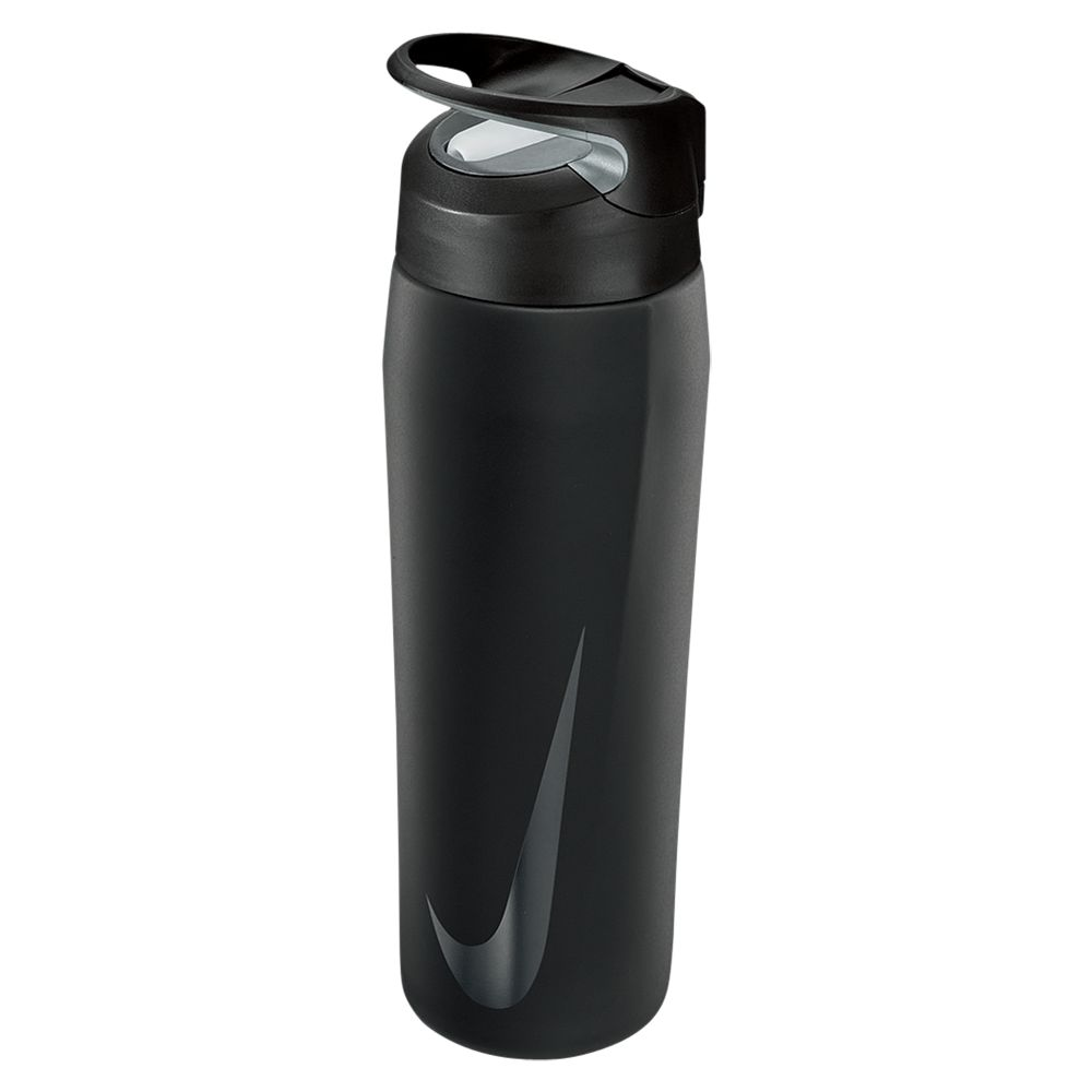 Nike Nike 709ml Stainless Steel Waterbottle, Black/Anthracite/White