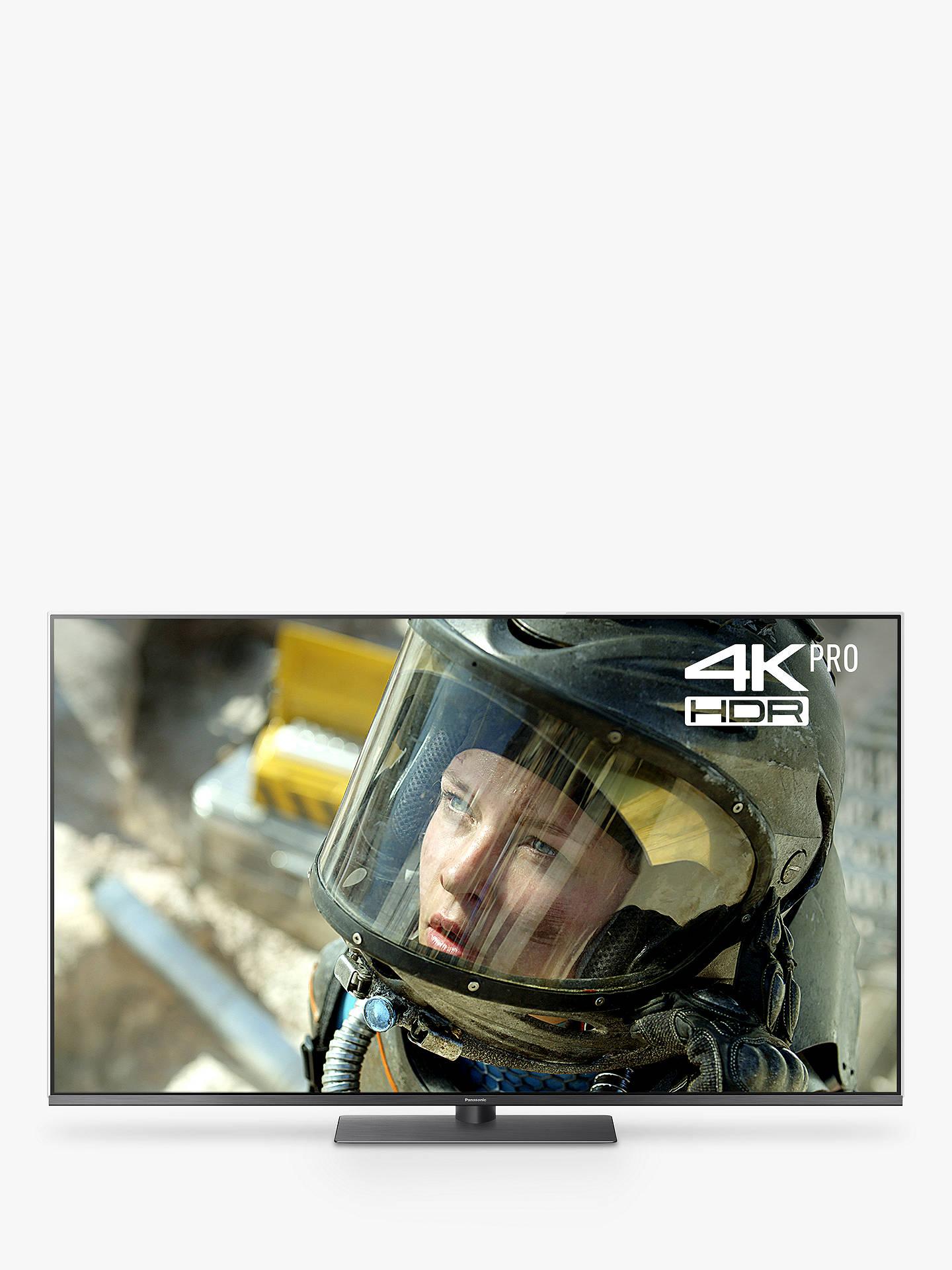 Panasonic TX-65FX750B LED HDR 4K Ultra HD Smart TV, 65