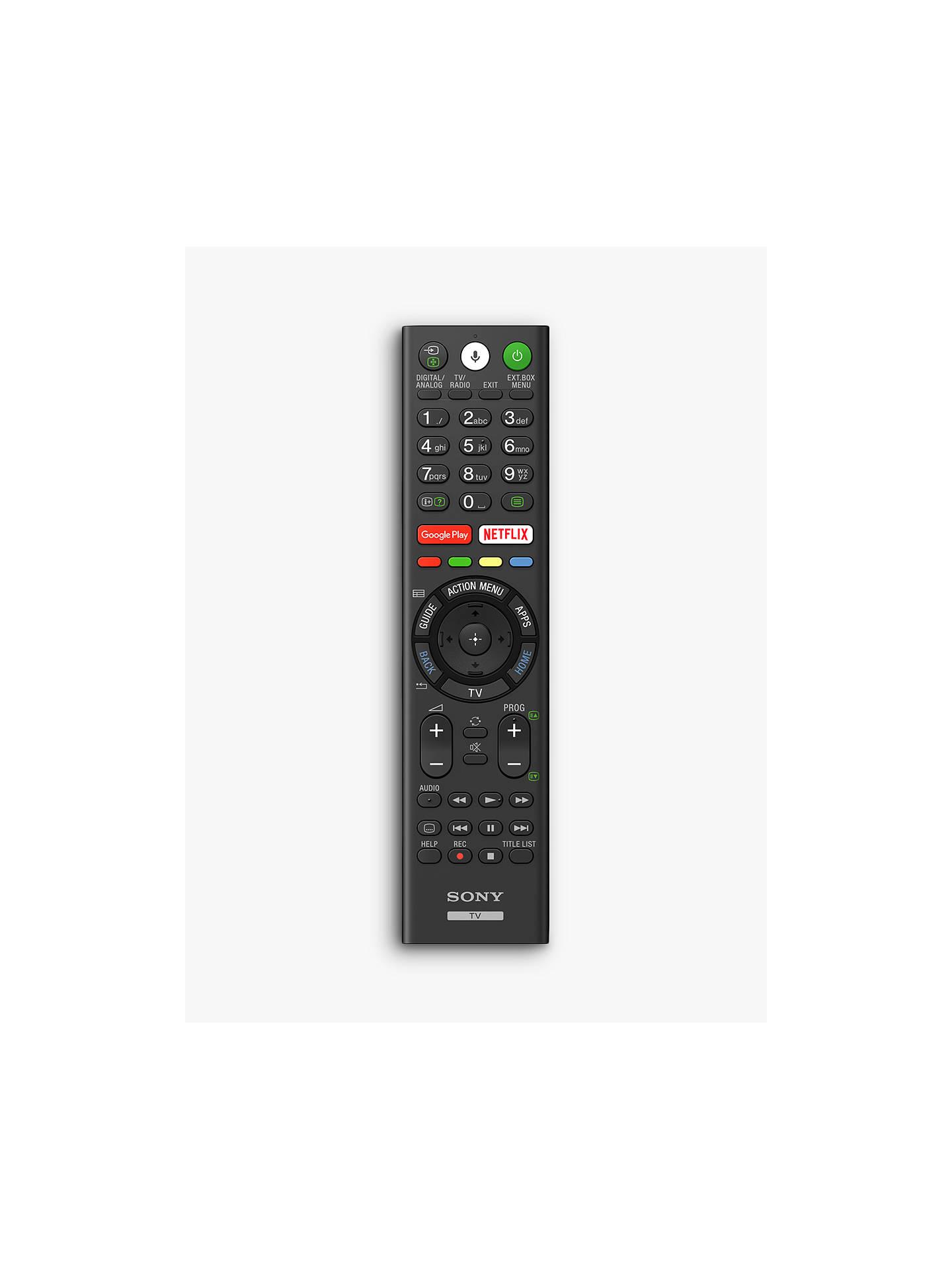 Sony Bravia KD55AF8 OLED HDR 4K Ultra HD Smart Android TV, 55