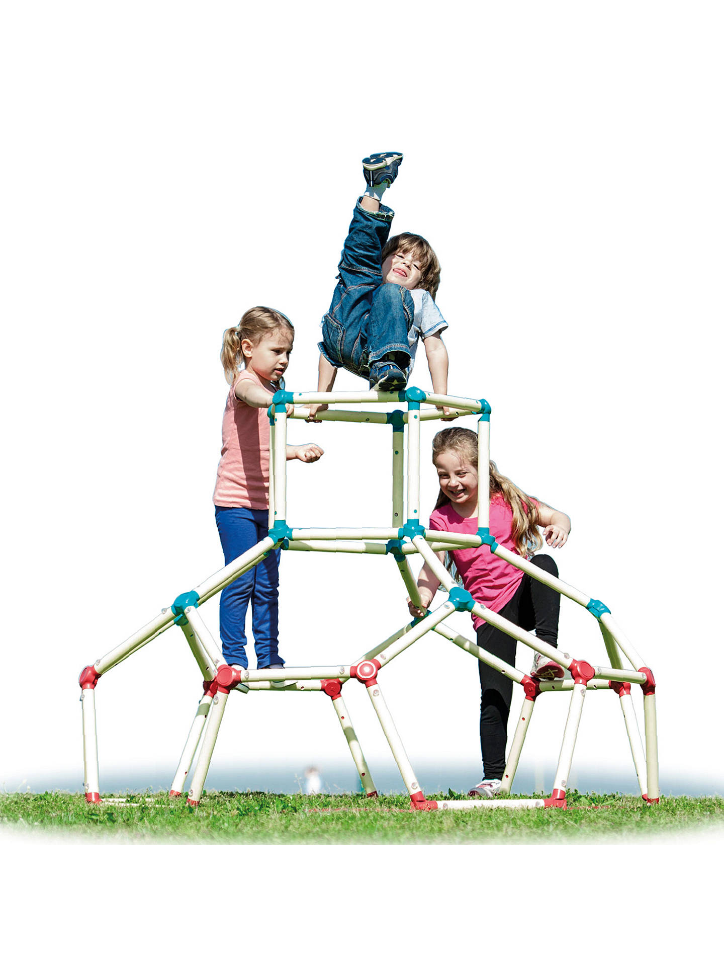 BuyTP Toys Lil Monkey Climbing Dome Online at johnlewis.com