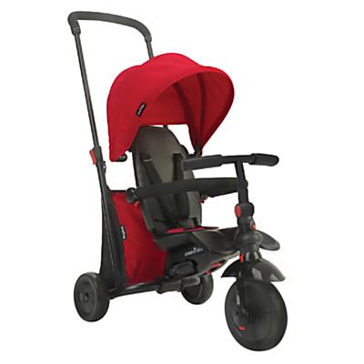 SmarTrike Smartfold 400 7 In 1 Fully Foldable Trike, Red