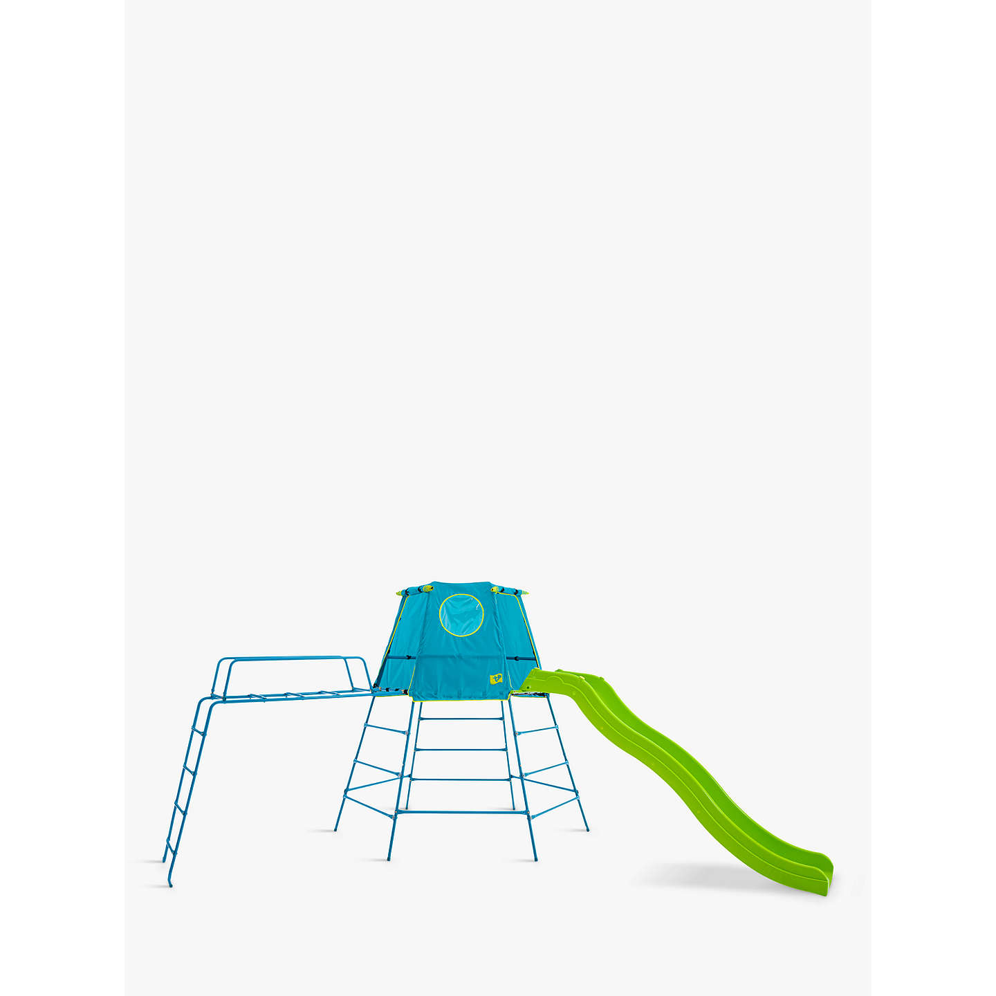 TP Toys 834P1 Explorer Climbing Frame and Slide Set at John Lewis