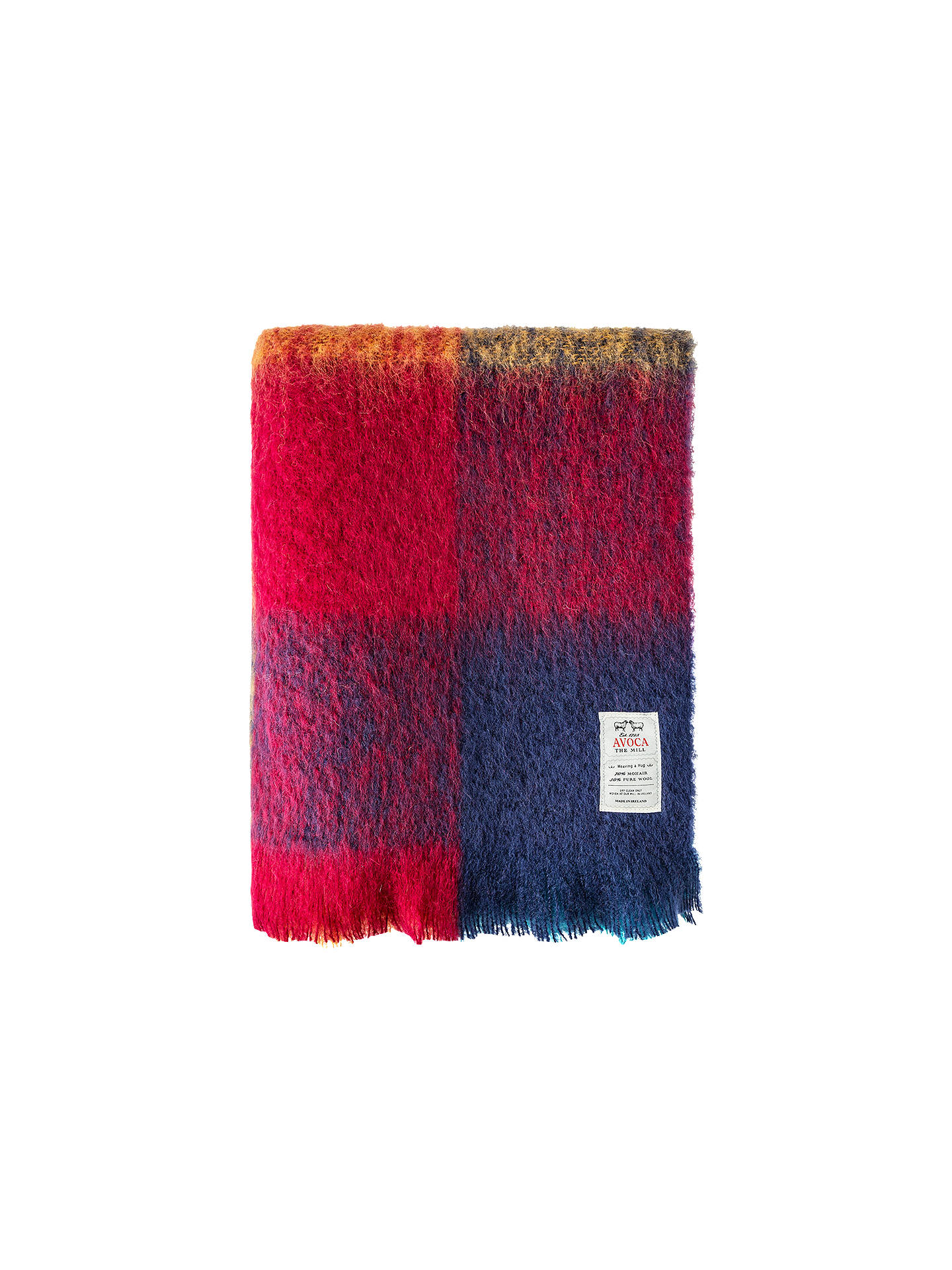 Buy Avoca Circus Throw, Multi Online at johnlewis.com