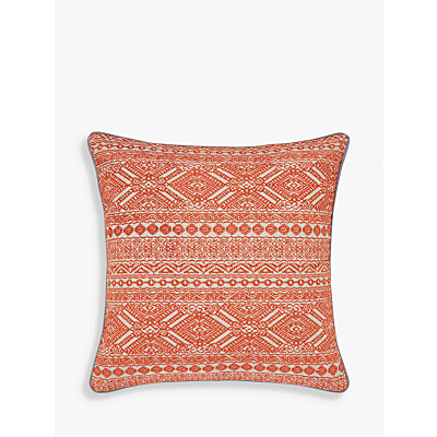 Harlequin Toco Cushion, Orange